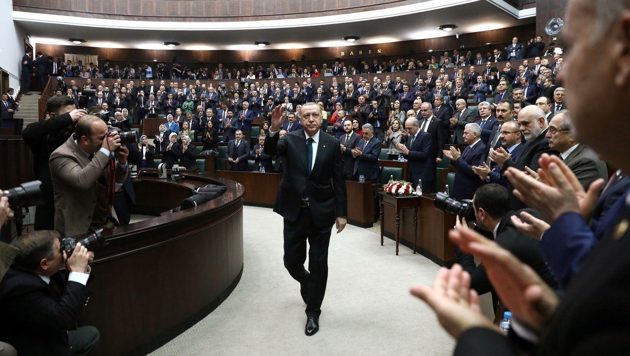 Was Erdogan im Flüchtlingsstreit erreichen will - und kann - DER SPIEGEL - Politik