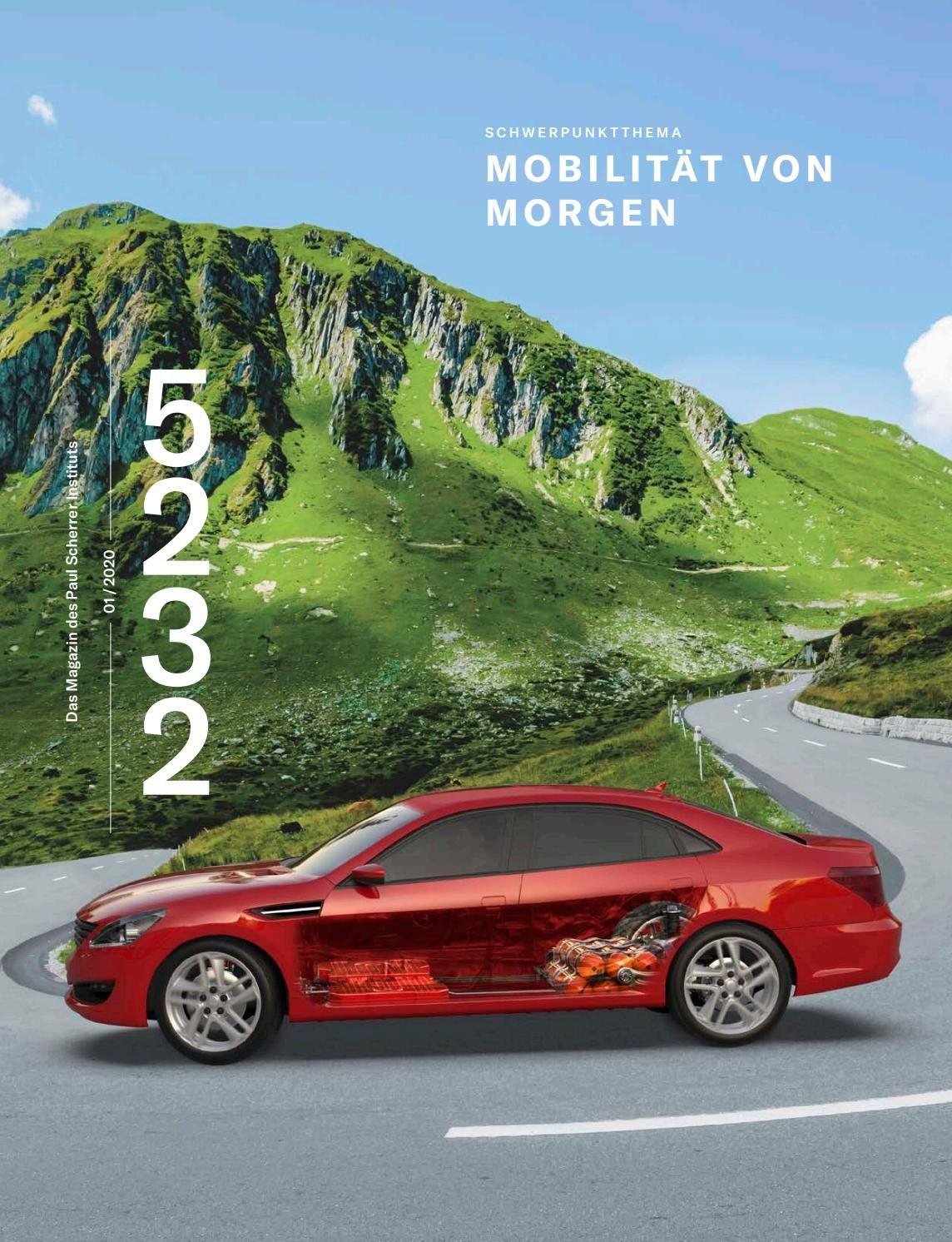 5232 — Das Magazin des Paul Scherrer Instituts (Ausgabe 1/2020)