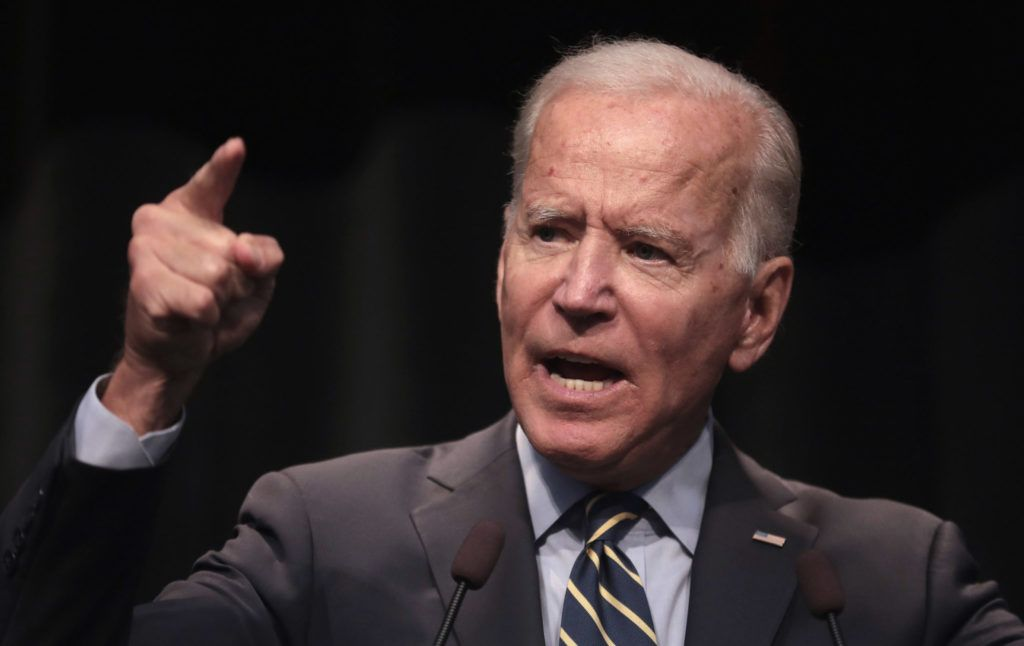 Democrats, You Really Do Not Want To Nominate Joe Biden ❧ Current Affairs