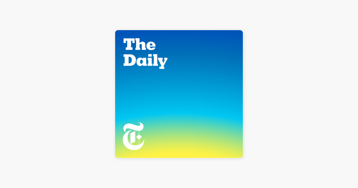 The Daily: Impeachment Through the Eyes of a Child auf ApplePodcasts