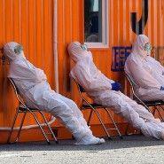 Angst vor Coronavirus Warum Panik Leben rettet