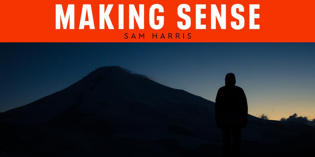 Making Sense Podcast #184 - The Conversational Nature of Reality | Sam Harris