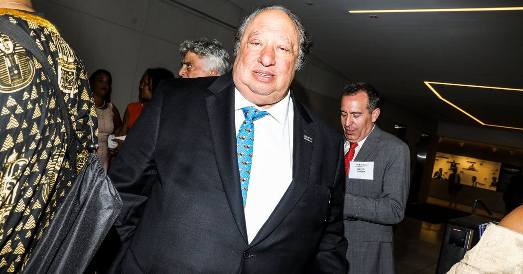 The billionaire John Catsimatidis used Clearview to surveil shoppers at a grocery store he owns, and to identify a man he saw on a date with his daughter.