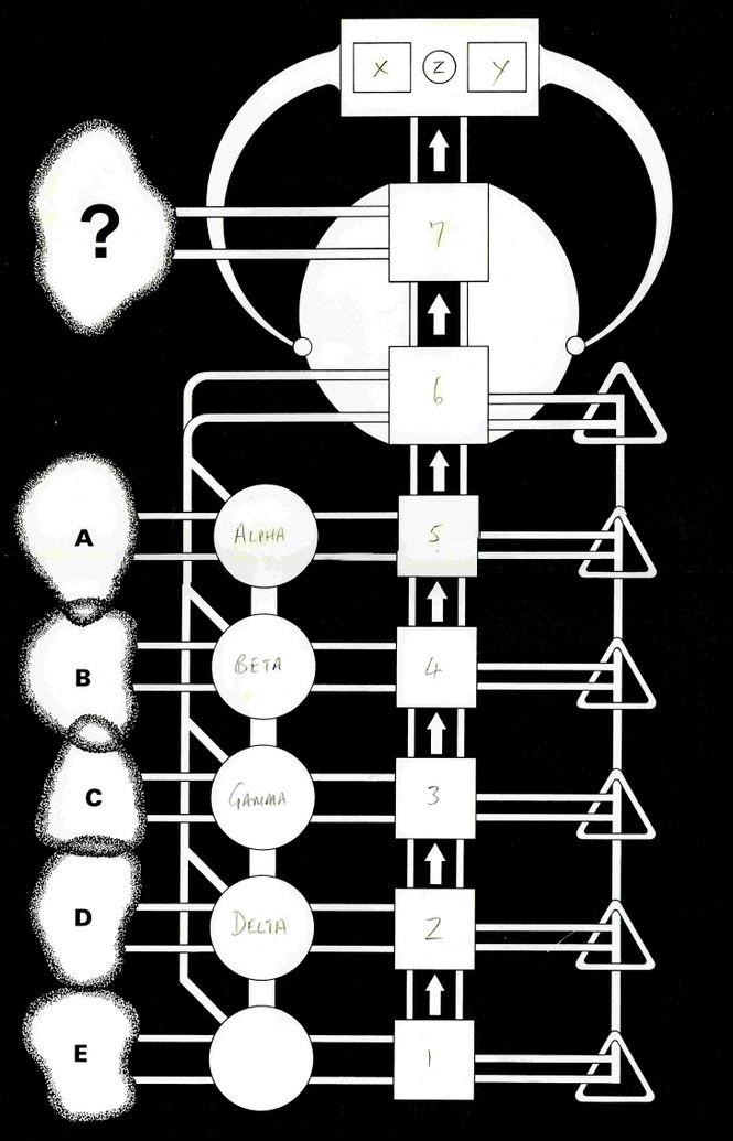 schematische Zeichnung